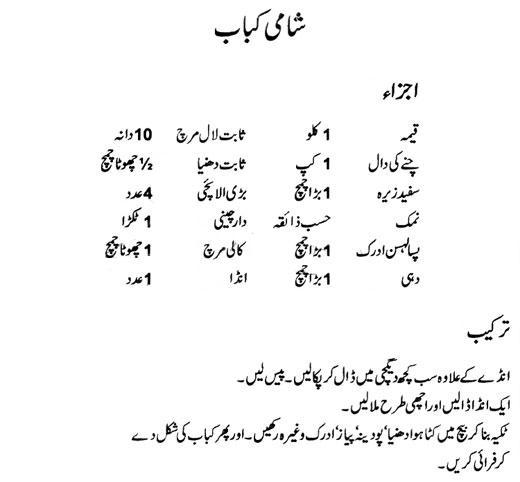Shami Kabab - dedicated 2 pakistani....