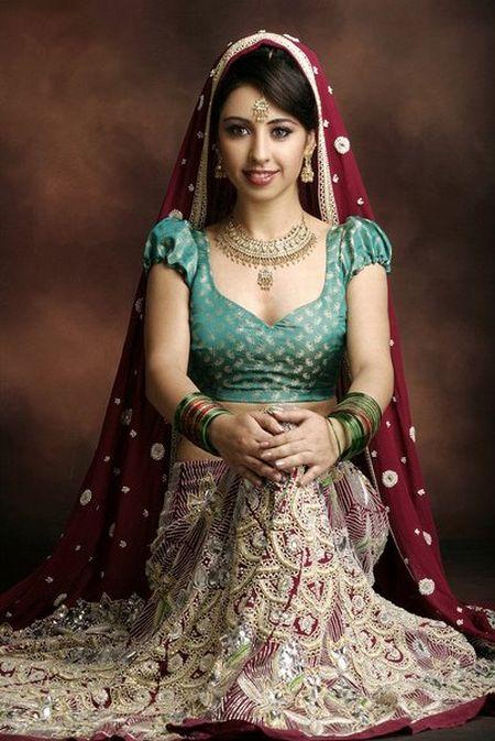 bridal-lengha-choli
