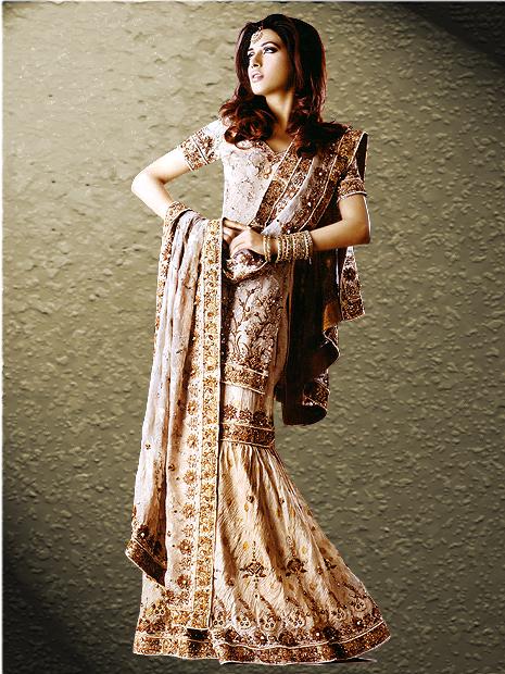 cool bridal dress